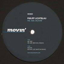 Philipp Lichtblau, Ben Rau, Lee Burton - We Are Movin'