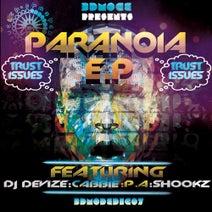 DJ Devize, Cabbie, P.A, Shookz - Paranoia