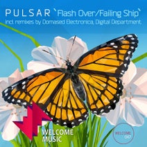 P U L S A R, Domased Electronica, Digital Department - Flash Over
