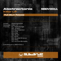 Abstractonia - Killer LP