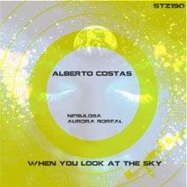 Alberto Costas - When You Look At The Sky