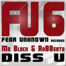 Mr Black, roBBerto - Diss U