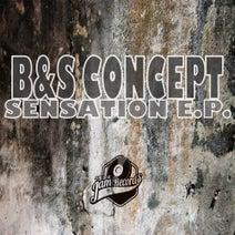 B&S Concept - Sensation EP