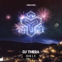 DJ Thera, Delete, Retaliation, Riot Shift - 2018 EP