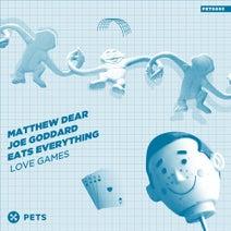 Matthew Dear, Eats Everything, Joe Goddard - Love Games