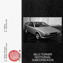 Billy Turner - Nocturnal Subconscious