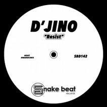 D'jino - Resist EP