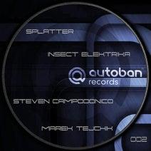 Splatter, Insect Elektrika, Marek Tejchik, Steven Campodonico - The Second