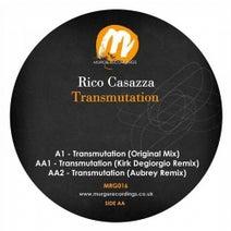 Rico Casazza, Kirk Degiorgio, Aubrey - Transmutation