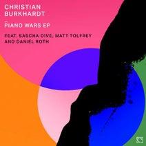 Christian Burkhardt, Daniel Roth, Sascha Dive, Matt Tolfrey - Piano Wars EP