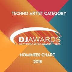 DJ AWARDS 2018 - TECHNO ARTIST :: DJ Awards :: Beatport