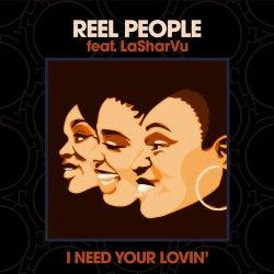 I Need Your Lovin