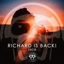 Richard Is Back!
