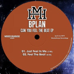 Can You Feel The Beat EP