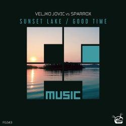 Sunset Lake / Good Time