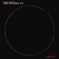 I-Robots Present: The Insiders E.P. - Issue 1