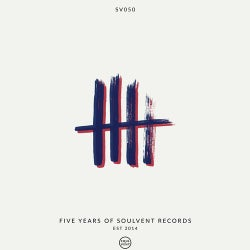 5 Years of Soulvent Records
