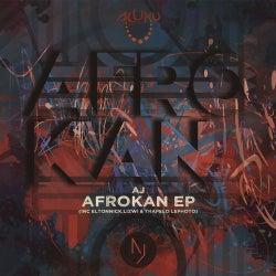 Afrokan EP