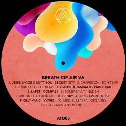 Breath Of Air VA