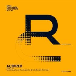 Acidized
