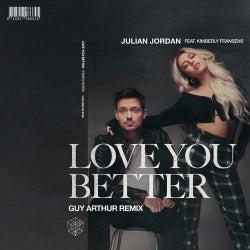 Love You Better - Guy Arthur Extended Remix