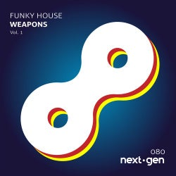 Funky House Weapons - Volume 1