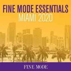 Fine Mode Essentials Miami 2020