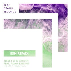 Let Me Down Easy (ESH Extended Remix)