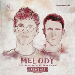 Melody feat. James Blunt