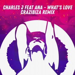 Charles J Feat AnA ( FR ) - What's Love ( Crazibiza Remix )
