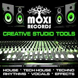 Moxi Creative Studio Tools Vol 12