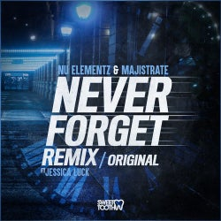 Never Forget Remix (feat Jessica Luck)