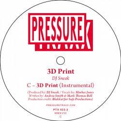 3 D Print