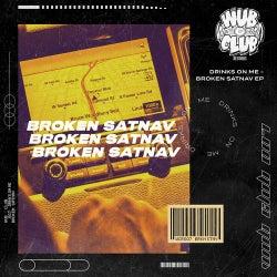 Broken Satnav