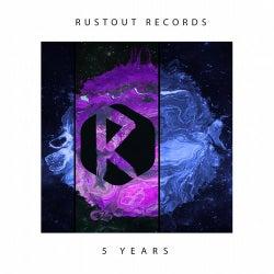 Rustout Records / 5 Years (Celebration Album)