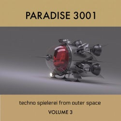 Techno Spielerei From Outer Space, Vol.3