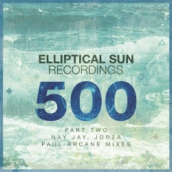 Elliptical Sun Recordings 500, Pt. 2