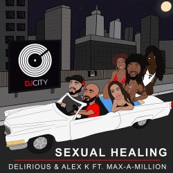 Sexual Healing (feat. Max-A-Million) [Extended Mix]