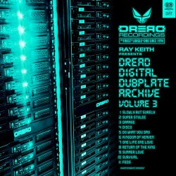 Dread Digital Dubplate Archive, Vol. 3