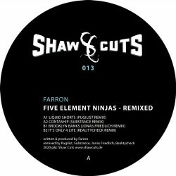 Five Element Ninjas - Remixed