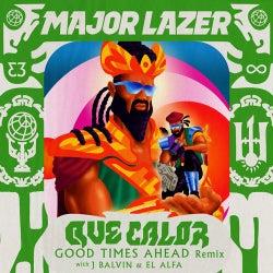 Que Calor (with J Balvin & El Alfa) (feat. El Alfa & J Balvin) [Good Times Ahead Remix]