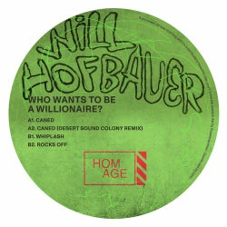 Who Wants to be a Willionaire?