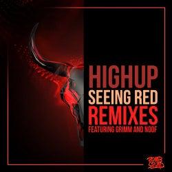 Seeing Red (Remixes)
