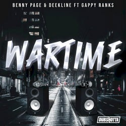 Wartime feat. Gappy Ranks