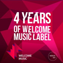 4 Years of Welcome Music Label