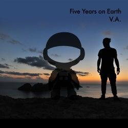 Five Years on Earth