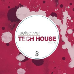 Selective: Tech House Vol. 36
