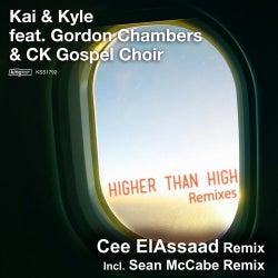 Higher Than High (Remixes)