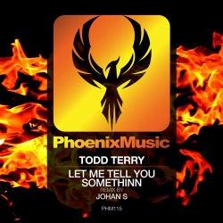 Let Me Tell You Somethinn (Johan S Remix)