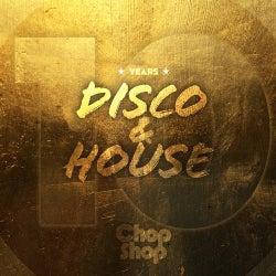 10 Years Disco & House